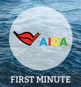 AIDA First Minute