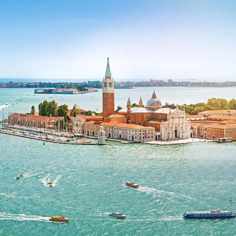 Insel vor Venedig - Venedig Insidertipps