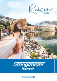 Stanglmeier Busreisen Katalog