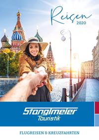 Stanglmeier Flugreisen Kreuzfahrten Katalog