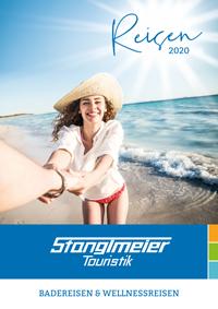 Stanglmeier Badereisen Wellnessreisen Katalog