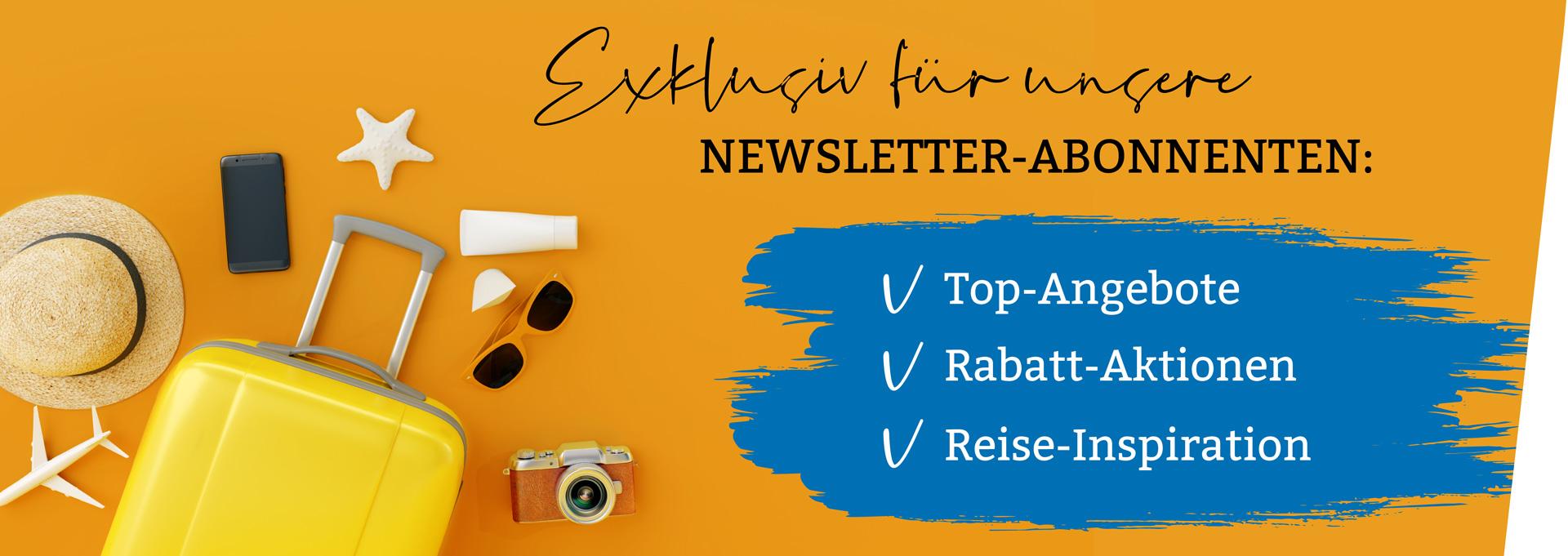 Stanglmeier Newsletter Anmeldung