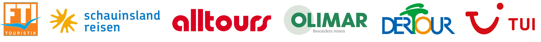 Veranstalter Logos Reisebüro Stanglmeier